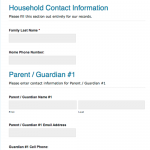 family-registration-form
